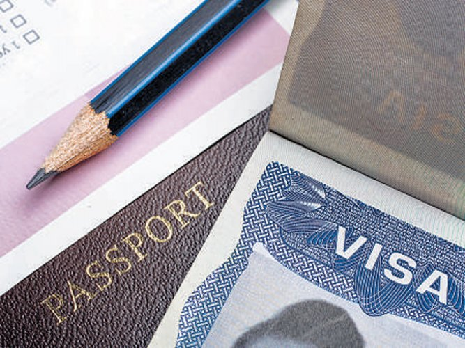 The company's H-1B petition on behalf of Anisetty was denied on the sole ground that the job offered to him did not qualify as an H-1B speciality occupation, the lawsuit said. File photo