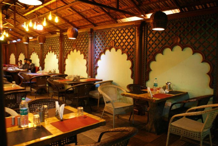 Located in Frazer Town, 'Sheesh Kebab' is also a pet-friendly place.