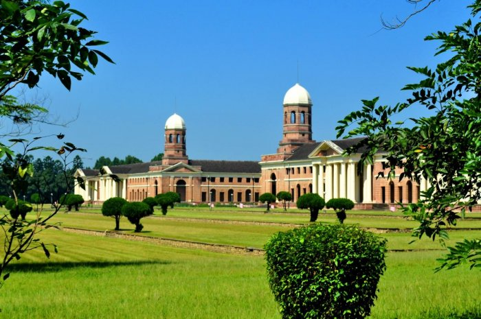 Forest Research Institute that houses the FRI Museum, Dehradun