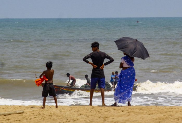 The warning has been issued to ten districts in the state's coastal region, six in the western region, five in the south and four in the state's northern belt. PTI file photo
