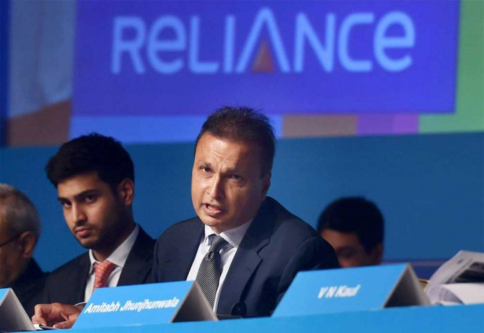 Reliance Group. PTI file photo