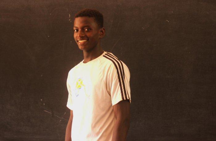 17-year-old sprinter Ravikiran Siddi