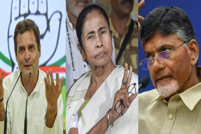 The fate of NDA, UPA, and other political parties will be decided on 23rd May.