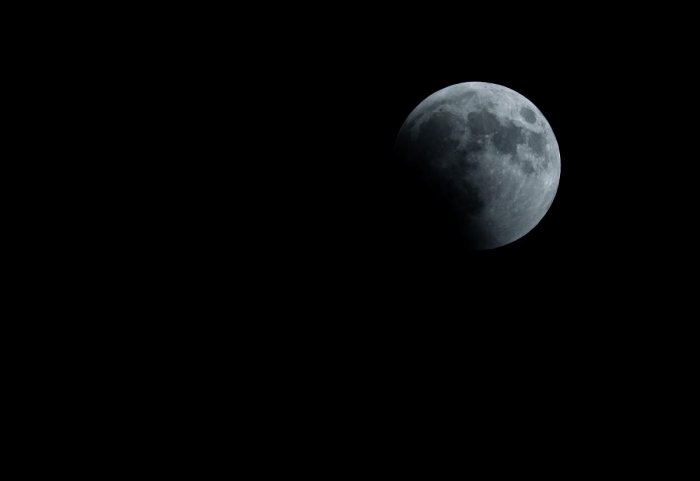 The Earth is the only terrestrial planet with a large amount of water and a relatively large moon, which stabilises the Earth's axis. Both were essential for Earth to develop life. (AFP File Photo)