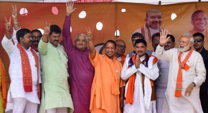 Hindi heartland states hold key to BJP's tally   Deccan Herald