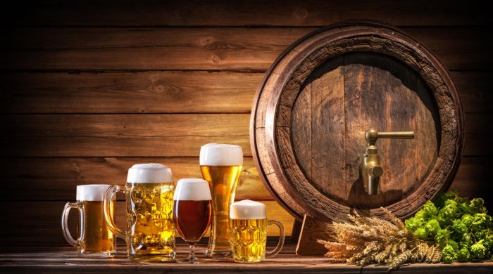 Researchers from Hebrew University of Jerusalem (HUJI) in Israel examined the colonies of yeast that formed and settled in the nano-pores of pottery used to produce beer. File photo