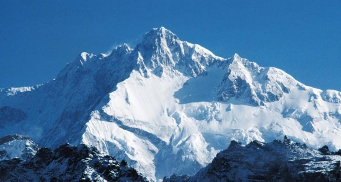 Mount Everest (Photo DH)