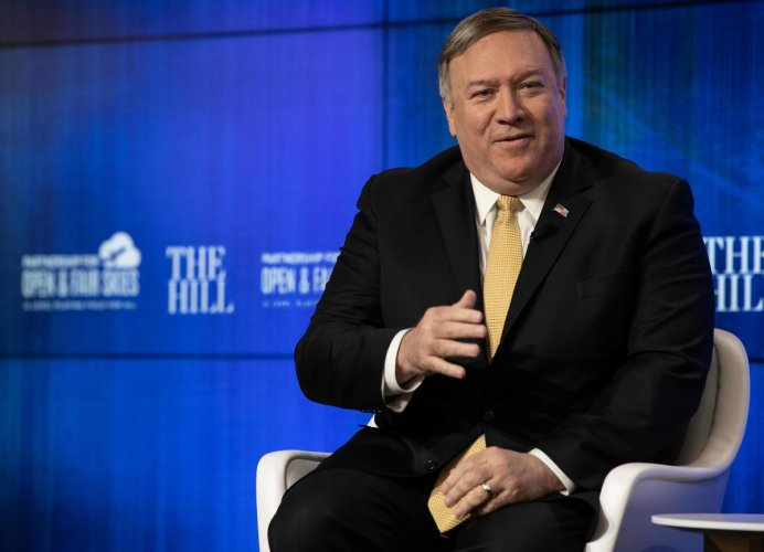 Secretary of State, Mike Pompeo has said numerous times that the US has a true strategic partner in India. AFP