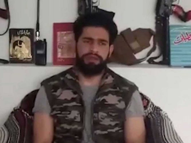 Wanted militant commander Zakir Musa. File photo