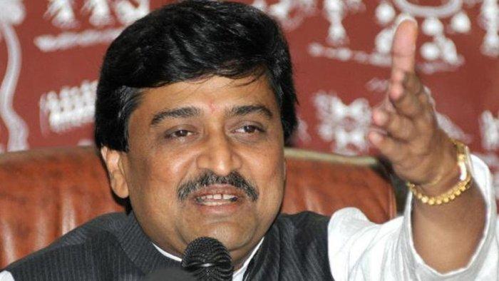 Ashok Chavan. (TPML Photo)