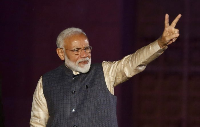 With the Balakot air raid 2016 cross-border surgical strike contributing immensely to his incredible win, Modi in his second innings is likely to further strengthen the defence forces by adding more aircraft, artillery guns and warships besides making the army a lean, mean and modern one. (Reuters Photo)