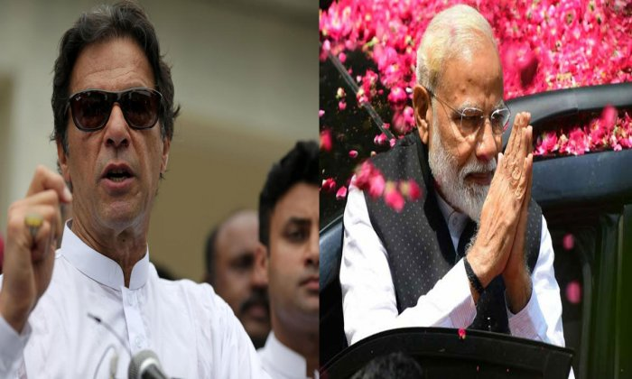 Breaking the ice in bilateral ties, Pakistan Prime Minister Imran Khan, on Sunday, spoke to his Indian counterpart Narendra Modi and expressed his desire to work together for the betterment of their peoples, the Foreign Office said in Islamabad.