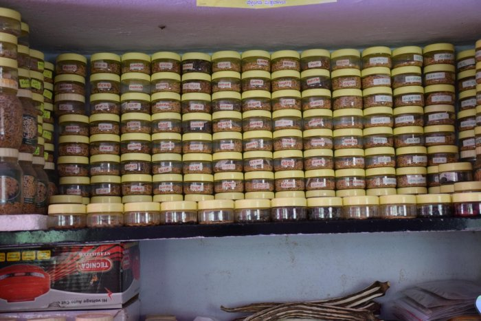 An organic seed bank in Belthangady taluk, Dakshina Kannada. DH photos/Anitha Pailoor