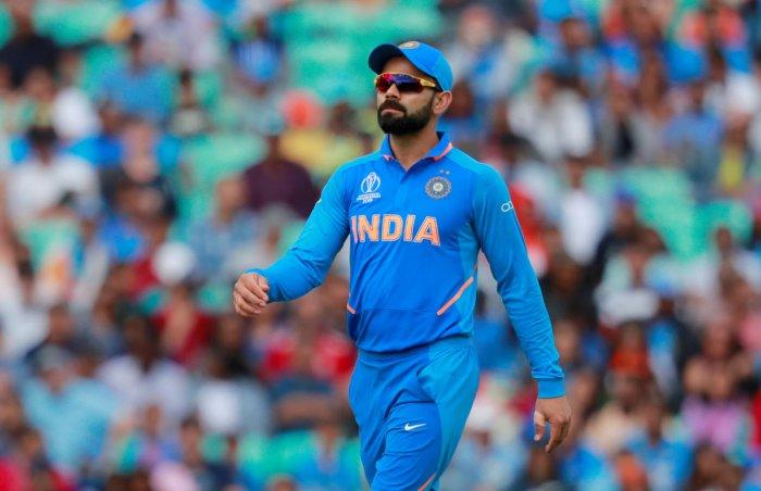 India Run Machine Kohli Eyes World Cup Glory As Captain