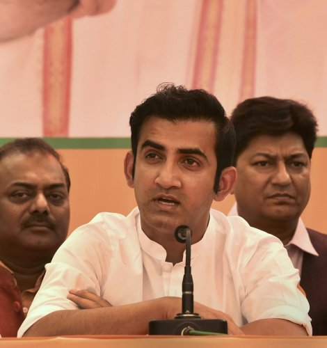 Deplorable: Gambhir on attack on Muslim youth | Deccan Herald