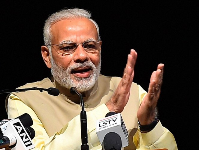 At the time of his first bid to become India's prime minister five years ago, Narendra Modi was seen by many in Mumbai as a reformer rising to slay crony capitalism, corruption and policy paralysis. It was the bureaucracy in New Delhi that had misgivings about the then chief minister of Gujarat state, known for his highly centralized style of working. PTI file photo