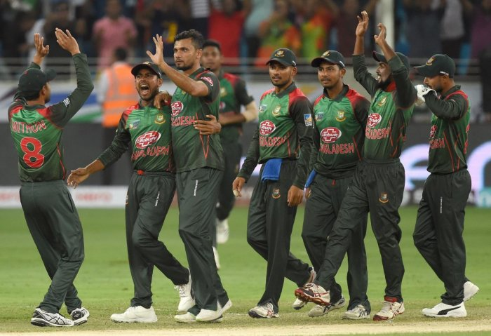 Bangladesh have an exciting bunch of players, especially in their batting, but the high hopes of their fans belie reality. (AFP File Photo)