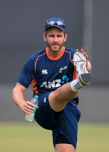 VITAL COG: Kane Williamson's batting and astute captaincy will be key to New Zealand's fortunes in the World Cup. AFP