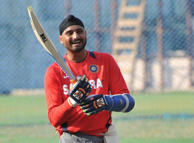 Harbhajan Singh (DH Photo)