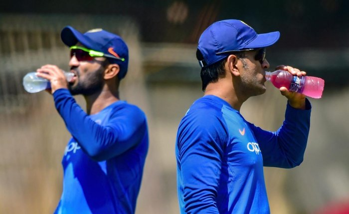 There were no surprises as the MSK Prasad-headed selection committee maintained continuity in their choices with the only topic of discussion being the second wicketkeeper. (PTI File Photo)