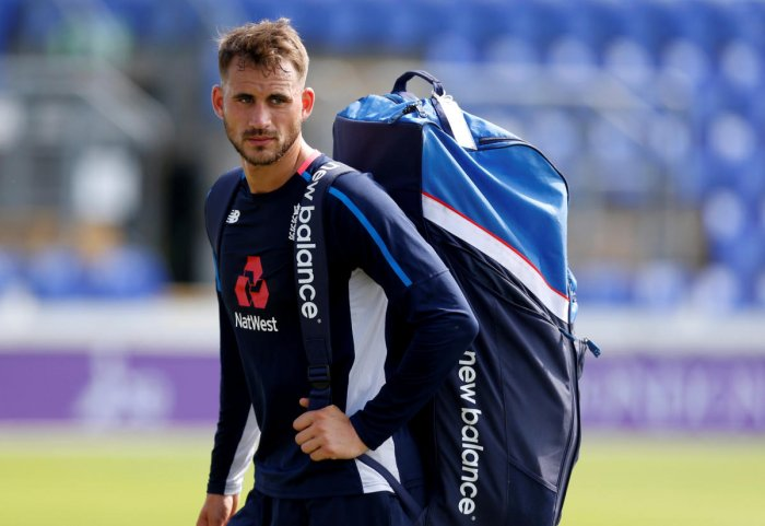 PACKED OFF: Alex Hales. Reuters file photo