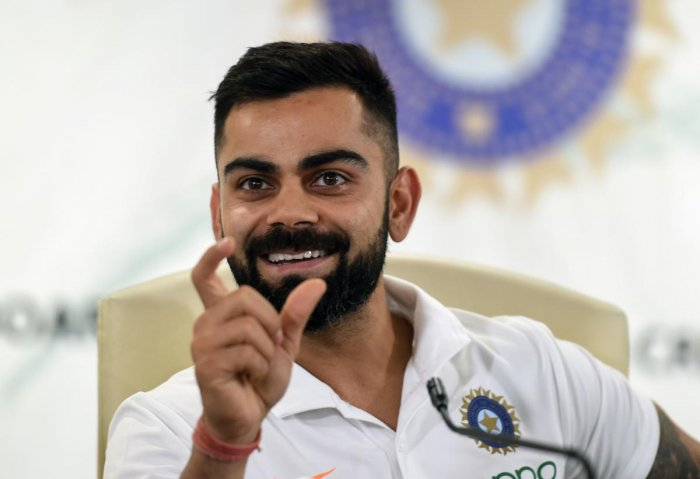 Indian cricket team captain Virat Kohli will look to put on a better show on the grandest stage of them all. AFP