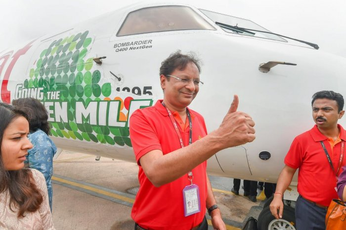 SpiceJet chief Ajay Singh elected to IATA board   Deccan Herald