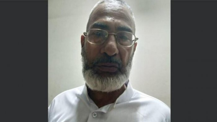 The accused, Yusuf, who was working as a teacher at the Thalayolaparambu madrassa in Kottayam for the past two years, was apprehended following a complaint filed by the Mahallu committee, the mosque's executive committee on Friday. (Photo - ANI)
