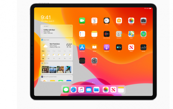Able Accounts Make Debut >> Apple Ipados Makes Debut At Wwdc 2019 Key Features Deccan Herald