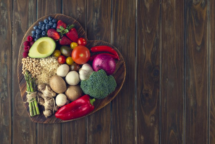 Whole grains and fibre-rich foods nourish your heart