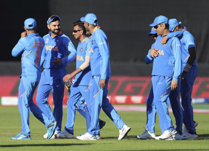 Virat Kohli's top-ranked test side face South Africa in the first of three Twenty20 Internationals on Sept 15 followed by a three-test series in October. (AP/PTI File Photo)