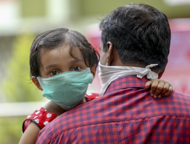 The Indian Medical Association also said in a statement that there was no need for panic among the public. The public need not keep off the streets or wear masks while in public. PTI file photo