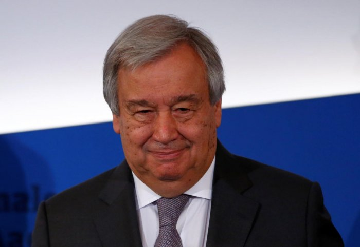 Secretary General Antonio Guterres has said he had contemplated selling his official four-story residence in New York when he took charge as the UN chief to help resolve the deteriorating financial crisis facing the world body.