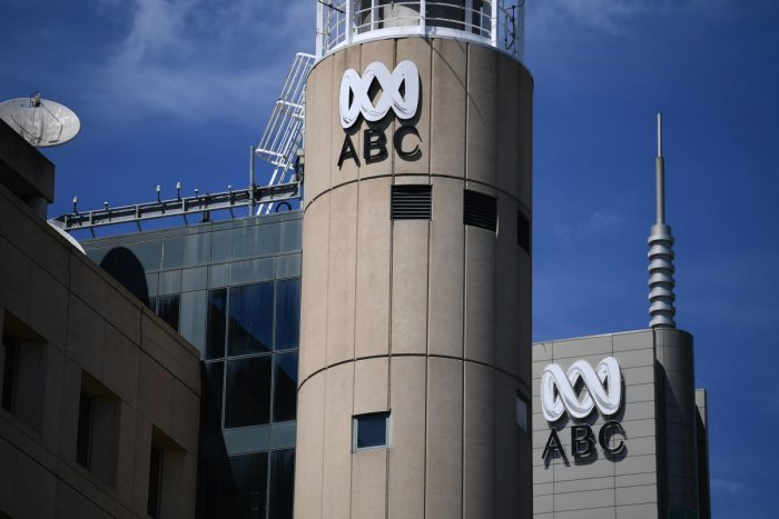 ABC executives said police searched the corporation's offices in Sydney, targeting three journalists involved in a two-year-old investigative report. (AFP File Photo)