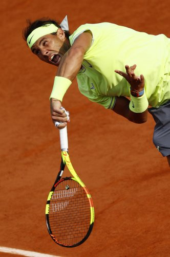 GOOD OLD DAYS: Rafael Nadal will rekindle his old rivalry with Roger Federer on Friday. Reuters