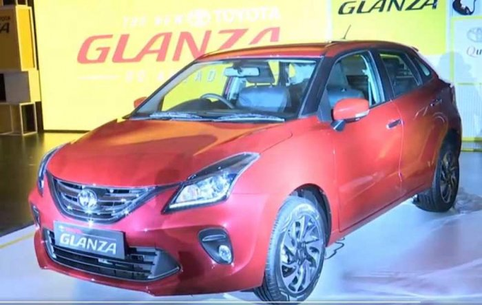 Toyota Launches Glanza In India Starts At Rs 7 22 Lakh Deccan Herald