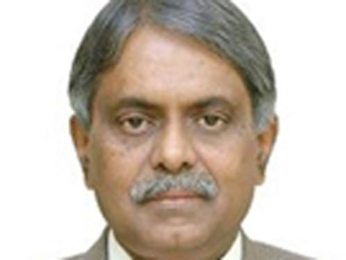 Pradeep Kumar Sinha. Courtesy: Power Ministry of India