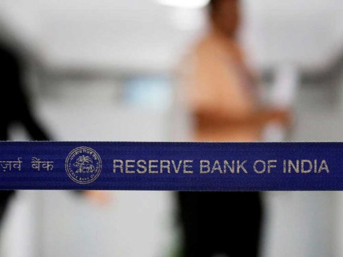 The Reserve Bank of India. Reuters file photo