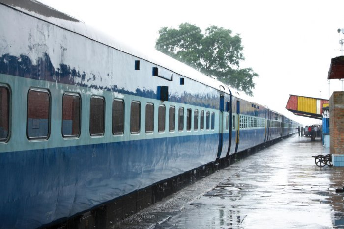 Indian Railways, massage services will be made available for passengers on board running trains. (TPML Photo)