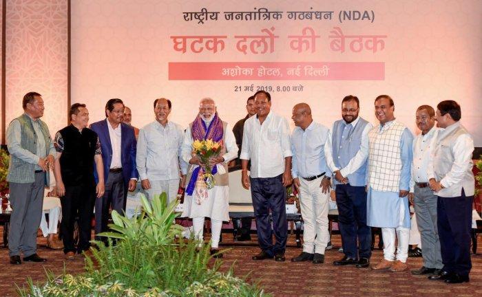 Modi may win upper house majority next year- Projection | Deccan Herald