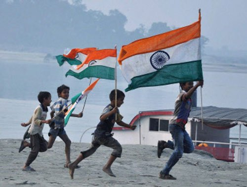 Buying plastic tricolour may invite a three-year jail term