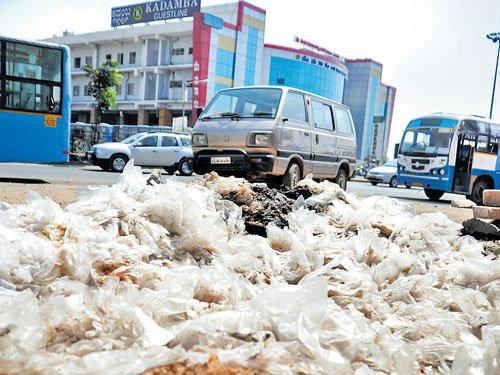 B'luru generates 40 tonnes of plastic every day: Report