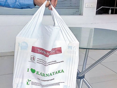 New carry bags claim place left by much-maligned plastic
