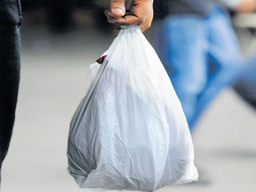 Consider ban on use of plastic, says apex court