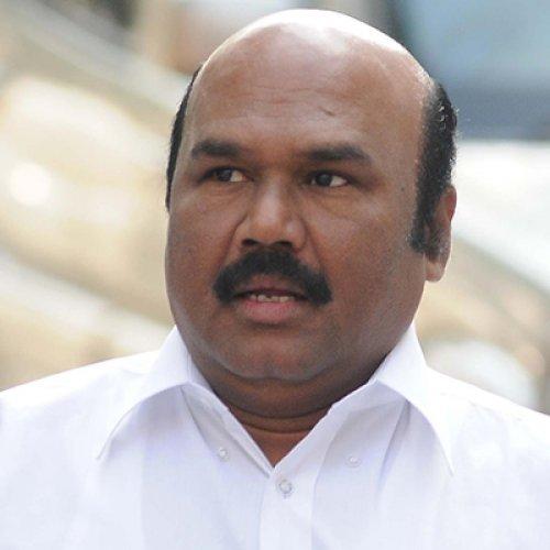 senior leader and fisheries minister D Jayakumar (Photo DH)