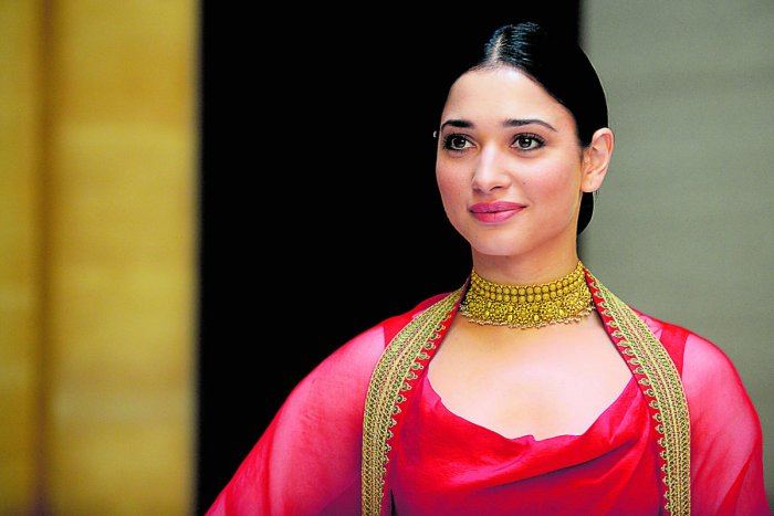 """Born and raised in Mumbai, Tamannaah Bhatia made her debut with the 2005 Telugu film """"Sri"""", followed by her Tamil film """"Kedi"""". (AFP File Photo)"""