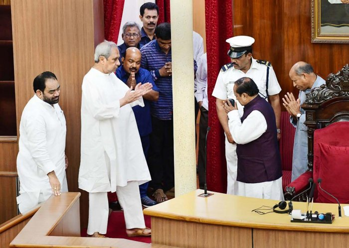 The first session of the 16th Odisha Legislative Assembly will commence from June 25 and the state government will present the annual budget for 2019-20 fiscal on June 28. (PTI Photo)