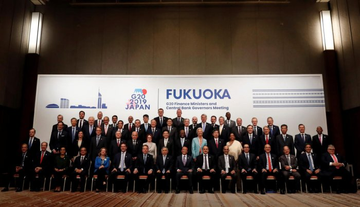 G20 Finance Ministers and Central Bank Governors Meeting in Fukuoka. Reuters photo