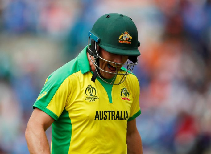 Good Bowling Not Game Plan Is Slowing Warner Finch