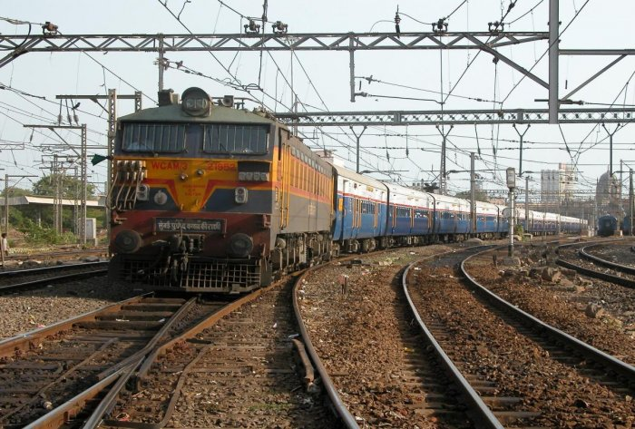 IRCTC is likely to penalise the hotel which supplies food for the train. (File Photo)